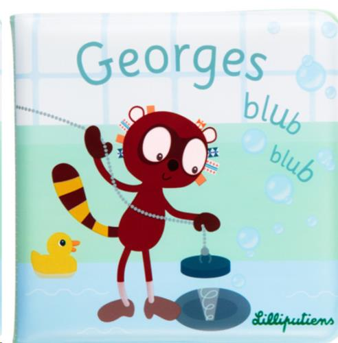 GEORGES BLUB BLUB - badboek  *