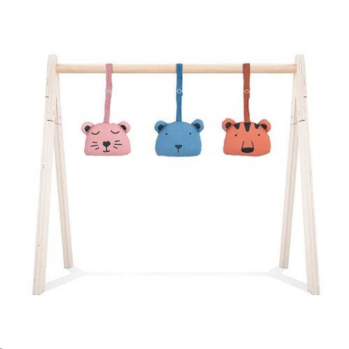 Babygym toys Animal club