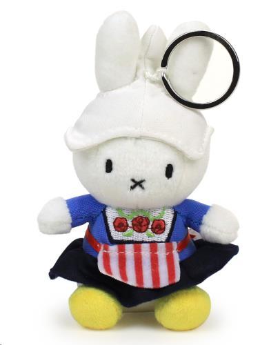 Miffy boerin sleutelhanger -  10 cm