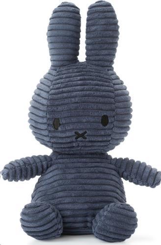 "Corduroy dark blue - 23 cm - 9"""