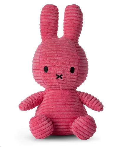 "Corduroy Bubblegum Pink - 23 cm - 9"""
