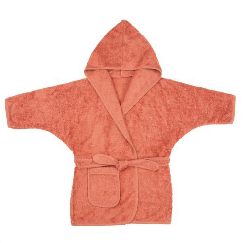Badjas (2-4J) Apricot Blush