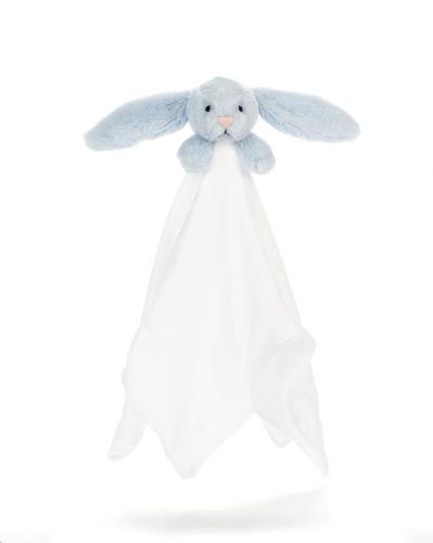 Bashful Blue Bunny Muslin Soother 40 CM