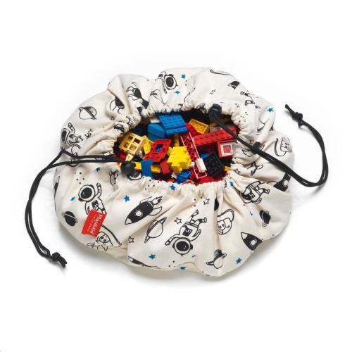 mini opbergzak - speelmat Space