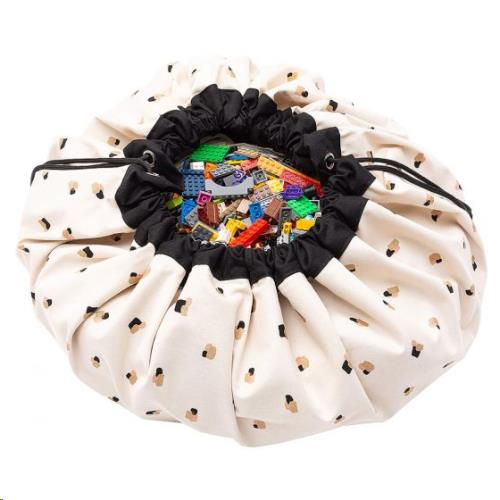 opbergzak - speelmat Verf strepen