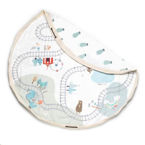 opbergzak - speelmat Trainmap/bears