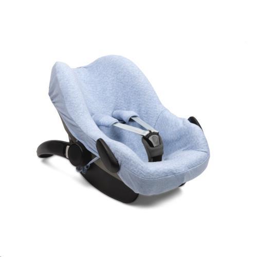 Autostoelhoes (MaxiCosi) CHEVRON DENIM BLUE