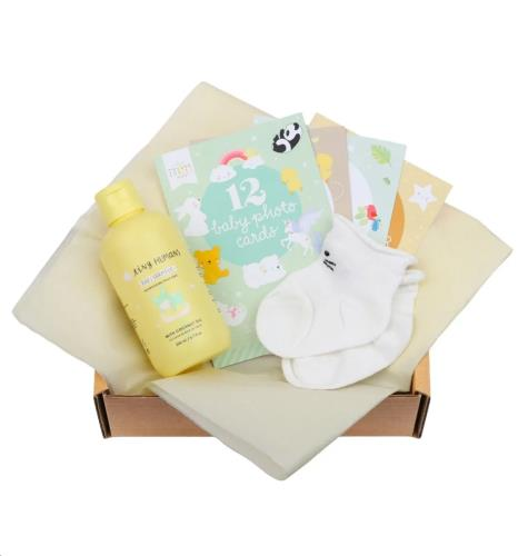 Baby gift box: Welcome little baby (S)