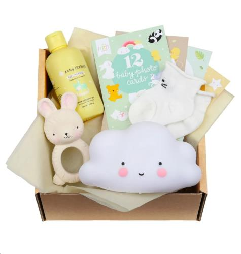 Baby gift box: Welcome little baby (XL)