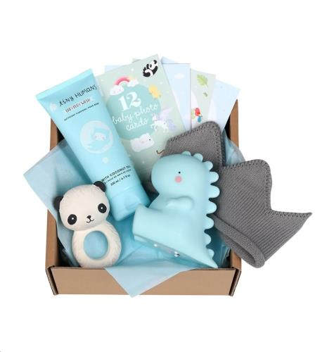 Baby gift box: Welcome little boy (XL)