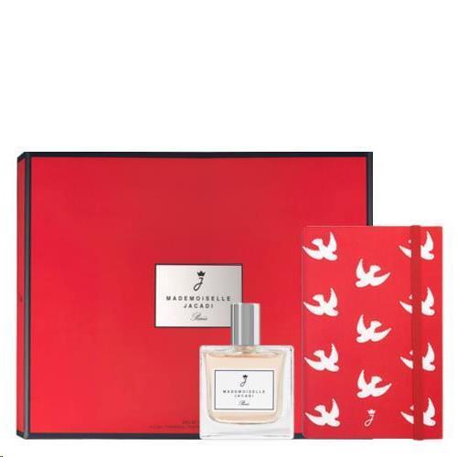 Eau De Toilette mademoiselle 100ml + Notebook Jacadi (100 pg.)