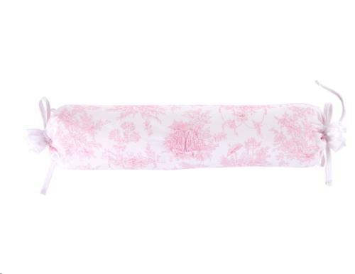 Baby rolkussen Roze geprint Sweet Pink