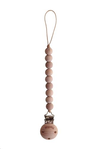 Fopspeenketting CLEO Wood/Wood