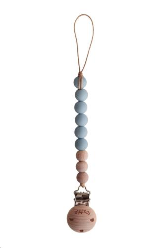 Fopspeenketting CLEO Cloud/Wood
