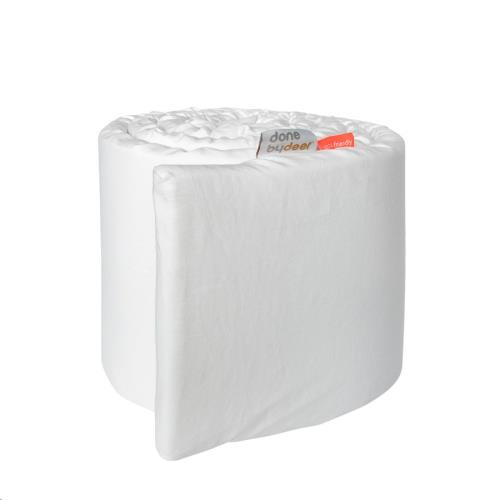 Bed bumper, 350 cm, white