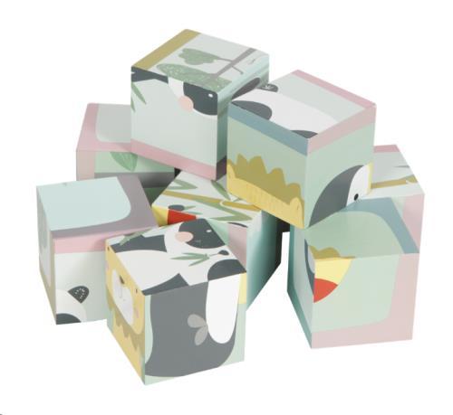 9-bloks puzzel