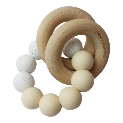 Basic Rammelaar Navaho / Wit Gritt