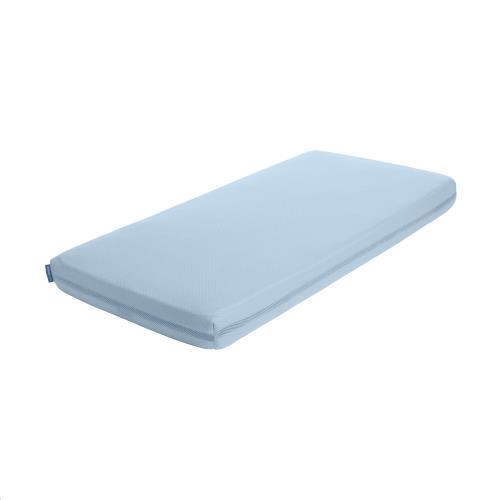 Sleep Safe Hoeslaken Steel Blue 60x120