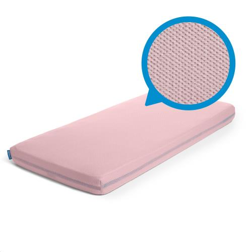 Sleep Safe Hoeslaken Pink 70x140
