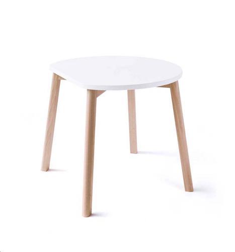 Tafel HALF-MOON - white