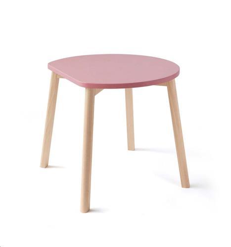 Tafel HALF-MOON - pink