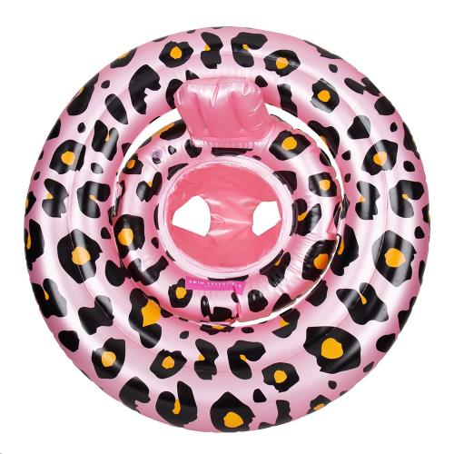 Baby Float print Rose Leopard 0-1 jaar