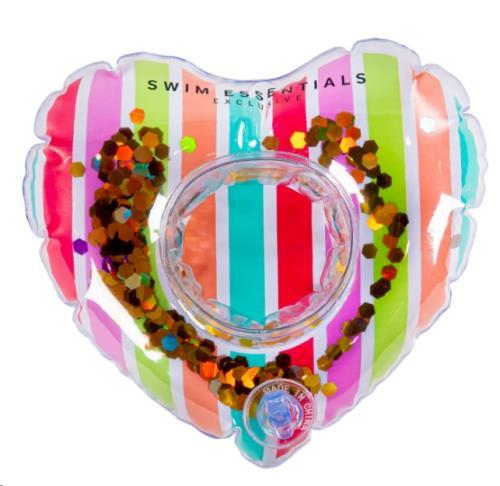 Bekerhouder Rainbow Heart - 18 cm