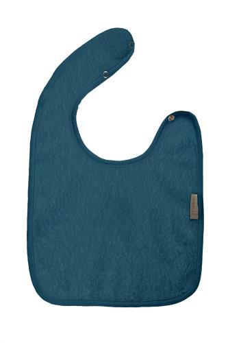 Bavet Groot 26X38cm Drukknoop Velvet Blue