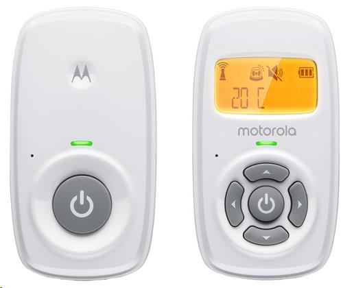 Audio Baby Monitor With Display