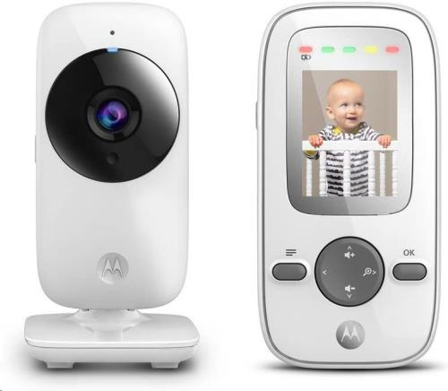 """2 """" Video Baby Monitor Fixed Cam."""