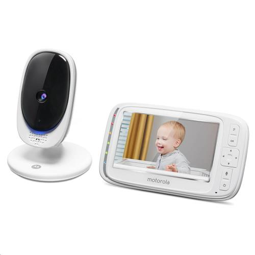 """5"""" Video Baby Monitor Fixed Cam."""