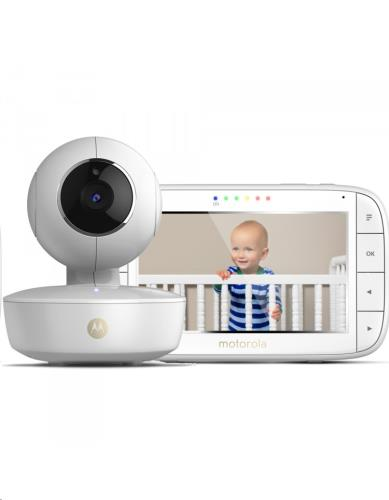 "5.0"" Video baby monitor PZT camera"