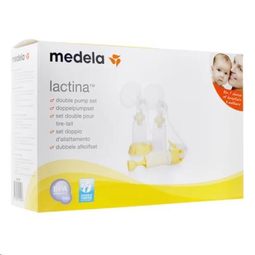Dubbele afkolfset voor Lactina UITLOPEND