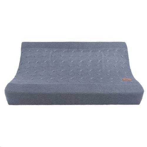Aankleedkussenhoes Cable granit