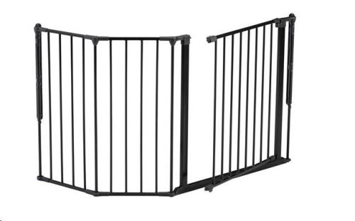 CONFIGURE GATE/FLEX HEKJE M ZWART