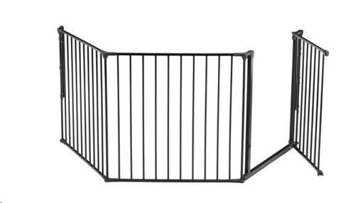 CONFIGURE GATE/FLEX L HEKJE ZWART