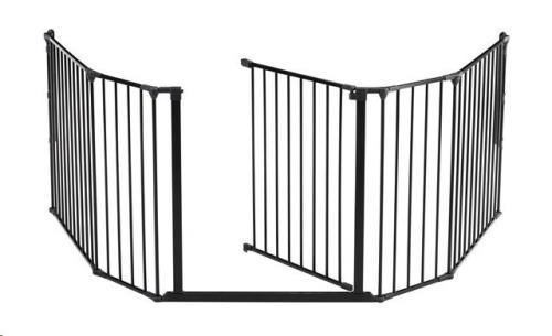 HEARTH GATE/FLEX XL HEKJE ZWART