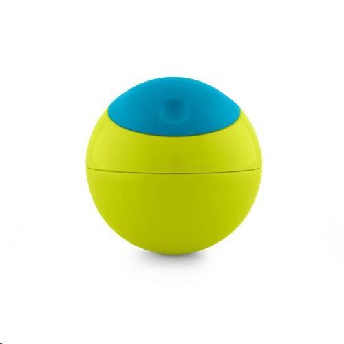 SNOEPDOOS SNACK BALL BLAUW/GR.