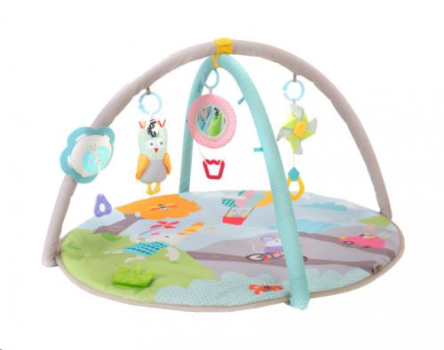 Speeltapijt MUSICAL NATURE BABY GYM