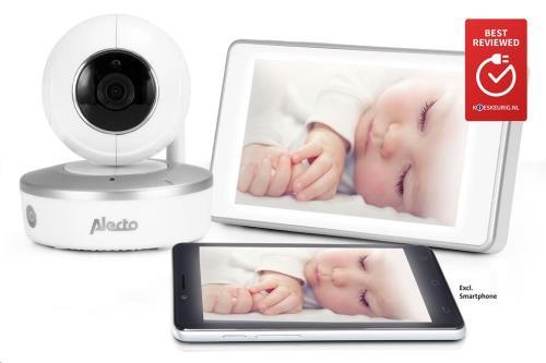 Babyfoon wifi met camera en 5'' touchscreen - DIVM-550