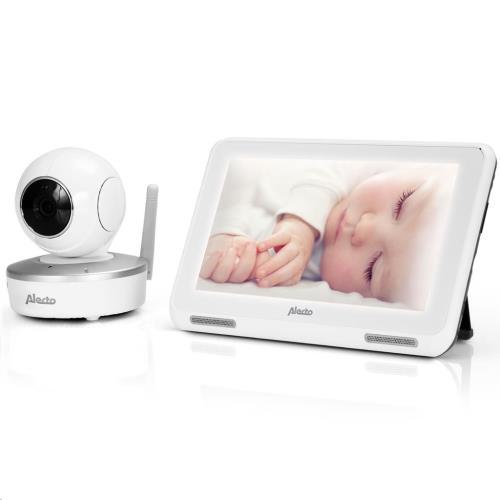 Babyfoon wifi met camera en 7'' touchscreen - DIVM-770