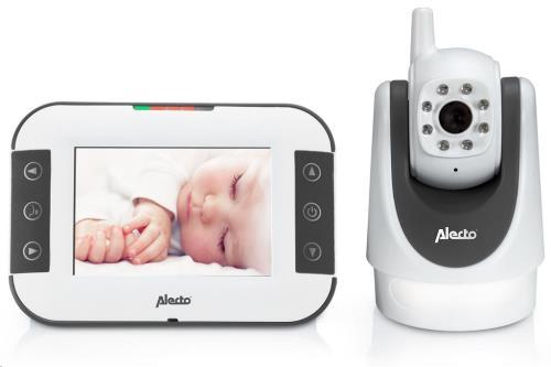 """Babyfoon met camera en 3.5"""" kleurenscherm - DVM-325"""