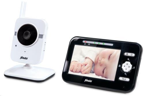 """Babyfoon met camera en 4.3"""" kleurenscherm - DVM-350"""