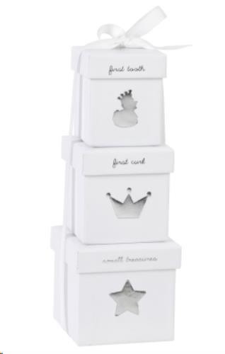 Keep Sake Boxes (3 sizes)