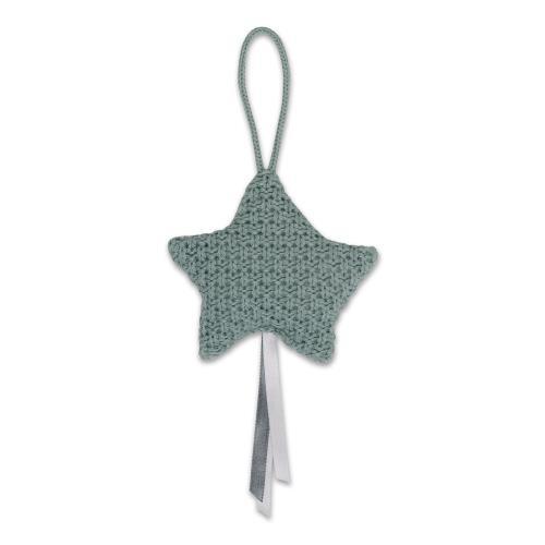 Decoratiester Robust stonegreen