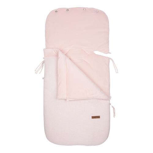 Voetenzak autostoel 0+ Classic roze