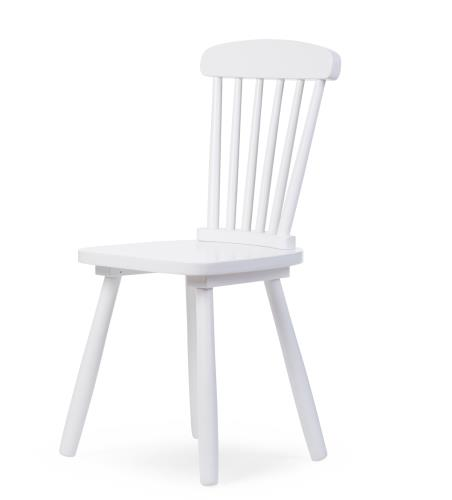 ATLAS CHILDREN CHAIR WHITE