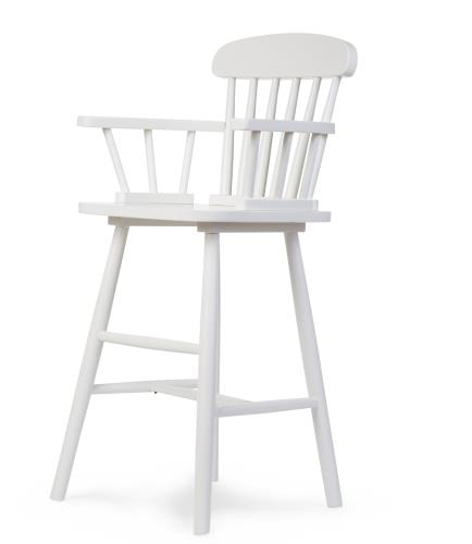 ATLAS CHILDREN HIGH CHAIR WHITE