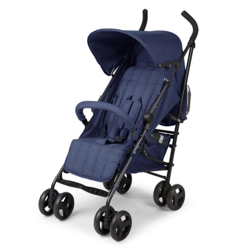 BUGGY MULTI POS CANVAS BLAUW RC+LB+FR