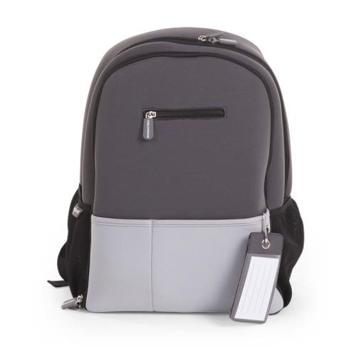 NEOPRENE VERZORGINGS RUGZAK DARK GREY
